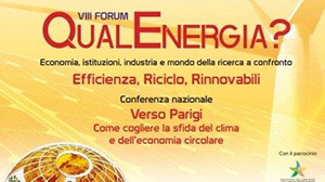 Renovo at Qualenergia: renewable energies as a developent instrument for circular economy